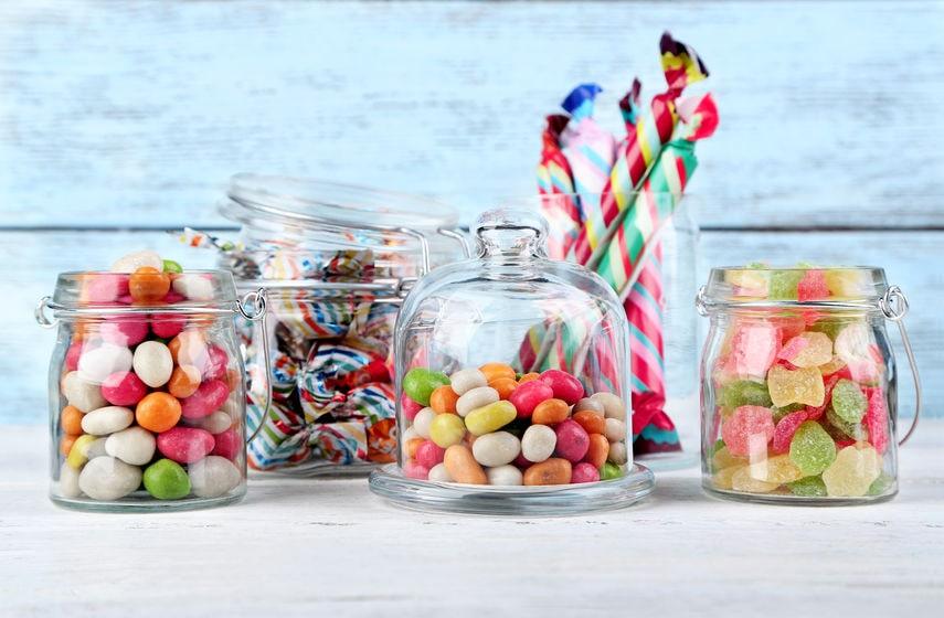 Moins de sucreries
