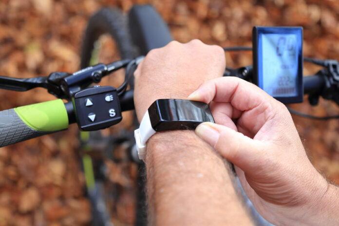 Compteur vélo GPS