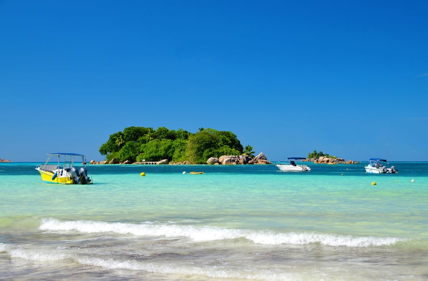 île Praslin Seychelles
