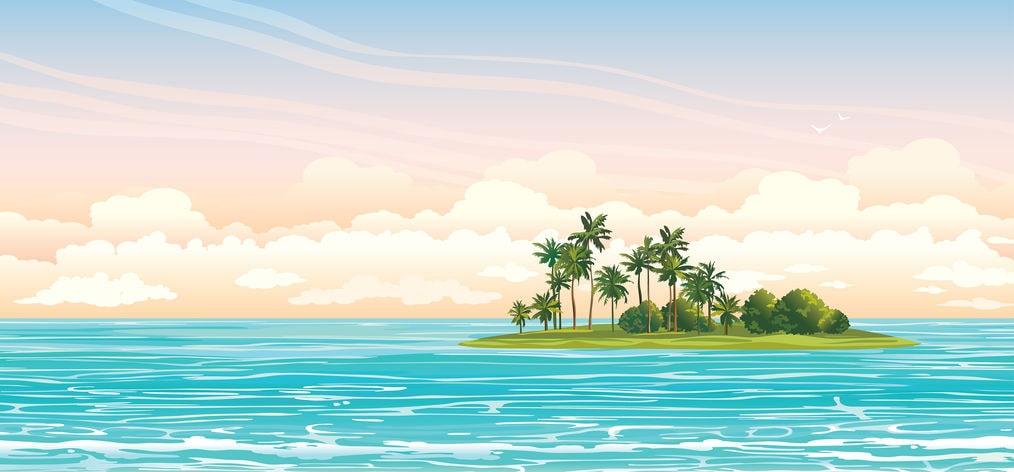 île Silhouette Seychelles