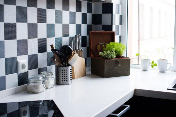 relooker cuisine avec mosaïque