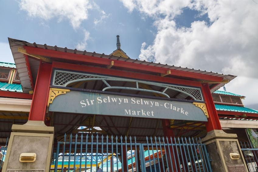 marché Sir Selwyn Clarke